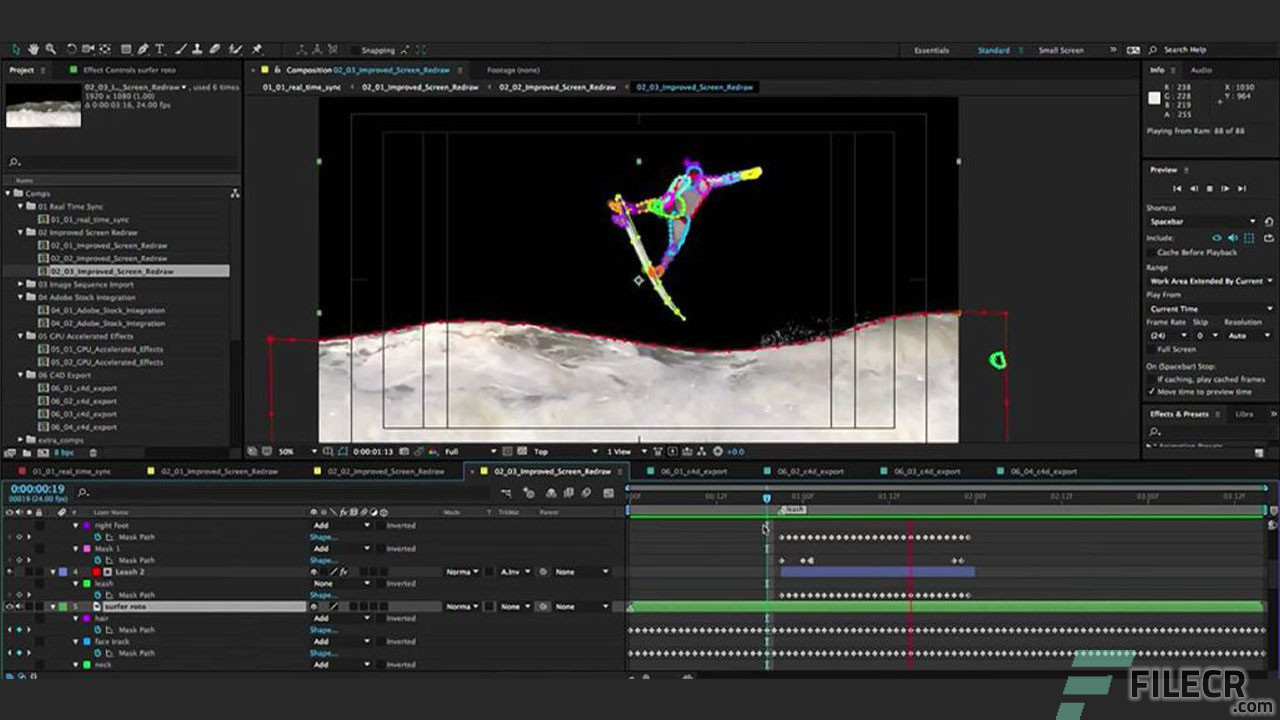 Scr4_Adobe After Effects CC_free download