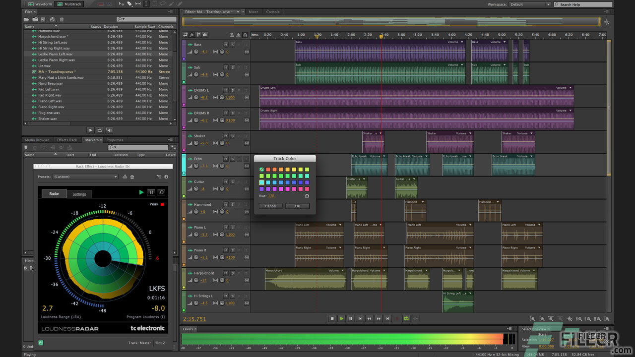 Scr5_Adobe Audition CC_Free download