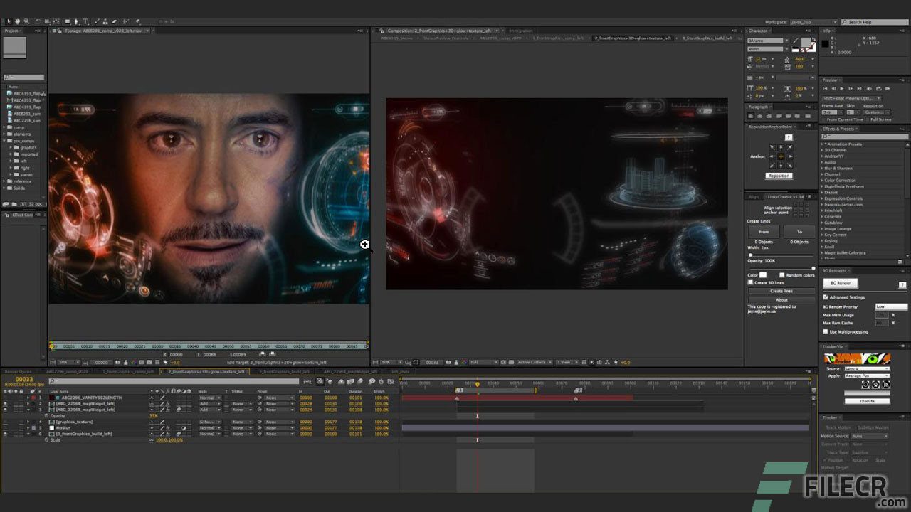 Scr6_Adobe After Effects CC_free download