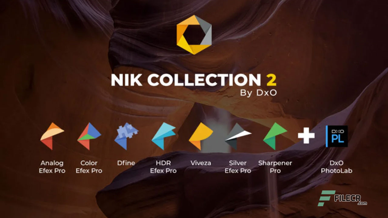 Nik Collection 2.5.0 by DxO 2020