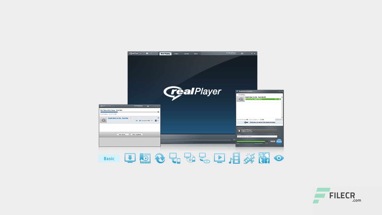 RealPlayer 18 (RealTimes) Free Download