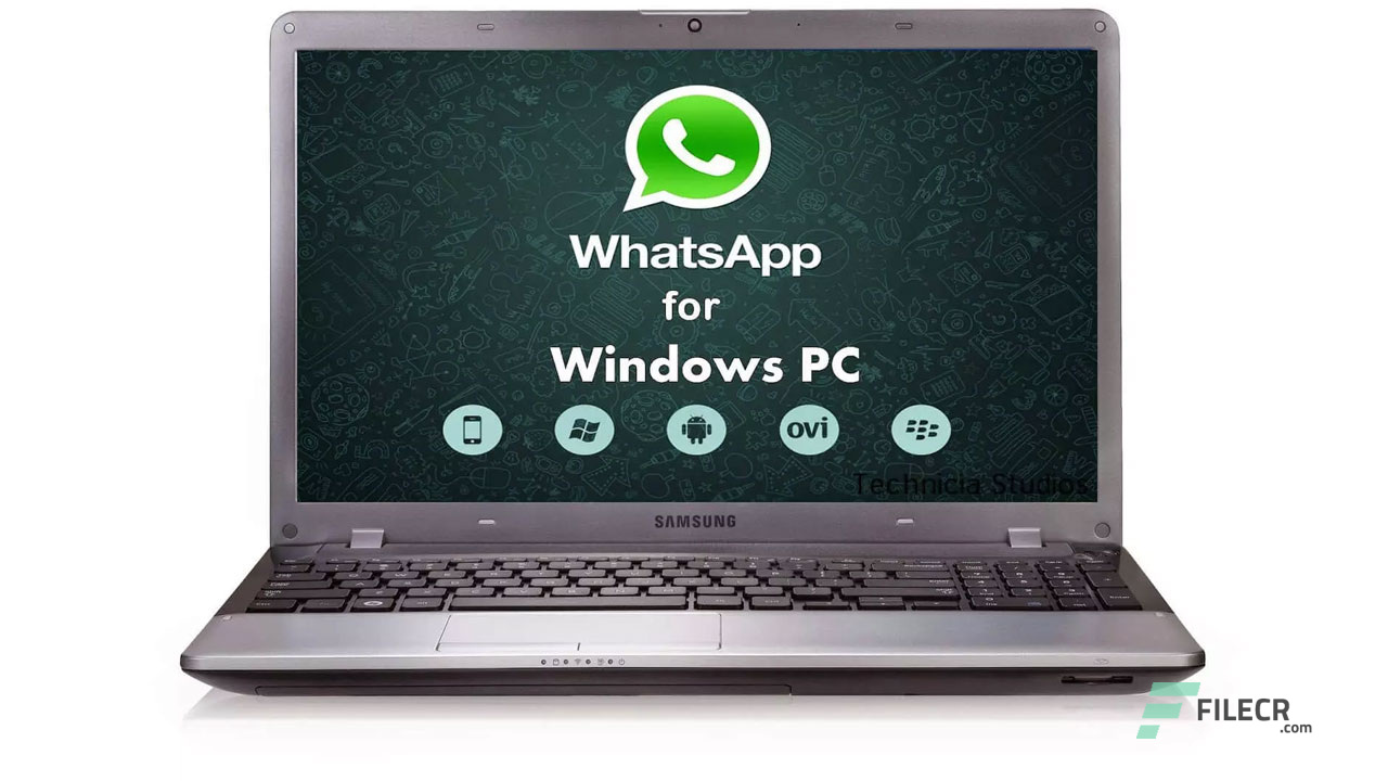 WhatsApp for Windows 2.2033.7