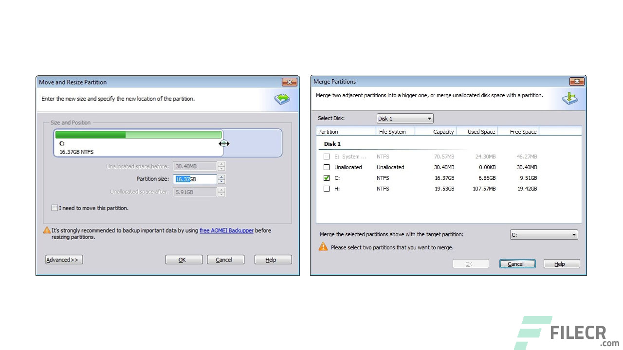 Scr2_AOMEI Partition Assistant_free download