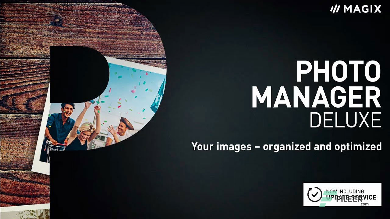 MAGIX Photo Manager 17 Deluxe v13 Free Download