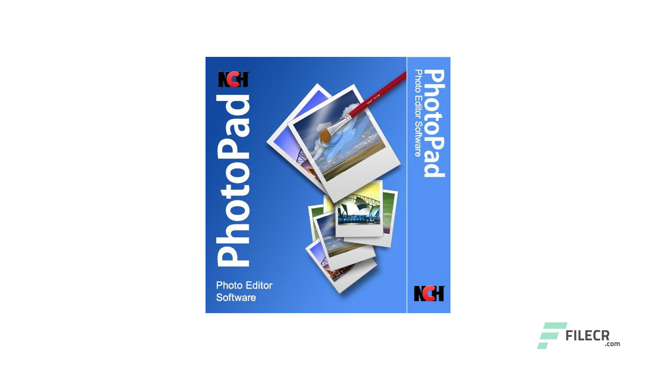 NCH PhotoPad Image Editor Professional 6.55 Beta
