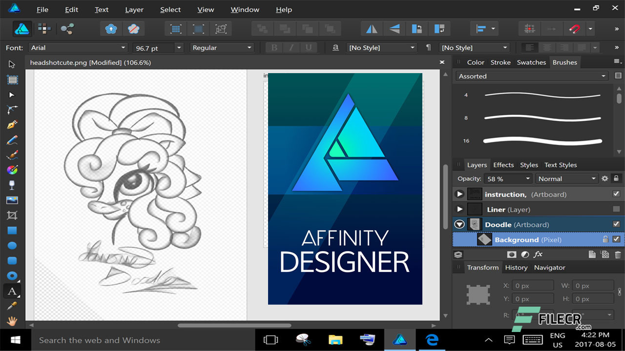 affinity photo free download for windows with crack