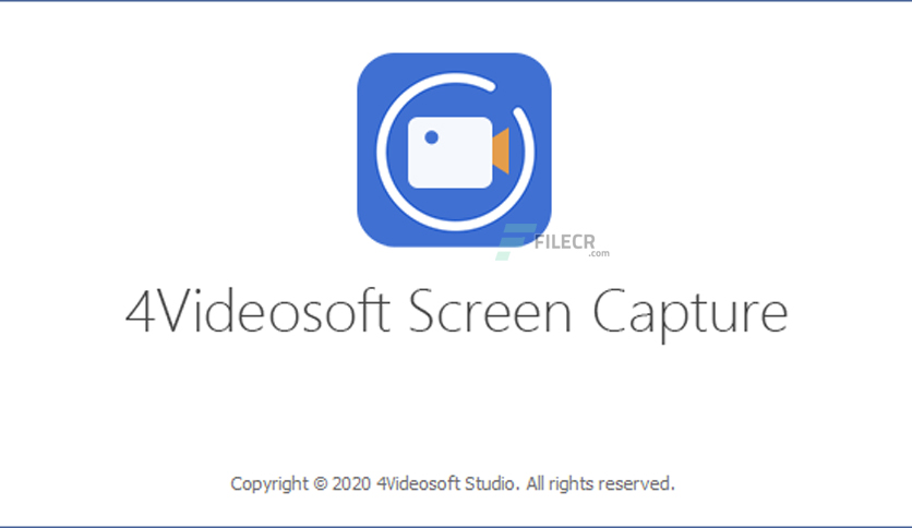4Videosoft Screen Capture 1.3.30
