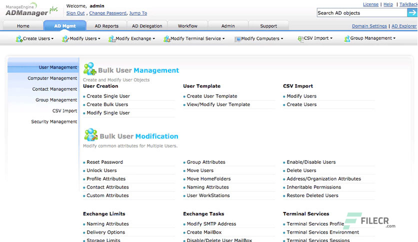 scr2-ManageEngine-ADManager-Plus-free-download