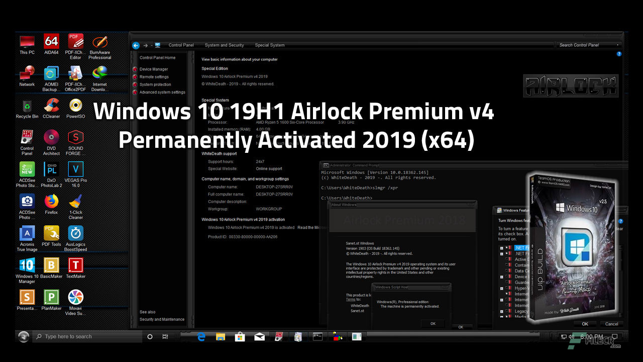 Windows-10-19H1-Airlock-Premium-v4-Permanently-Activated-2019-Free-Download