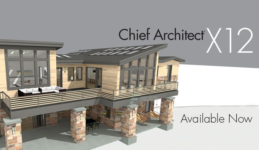 Chief Architect Premier X12 v22.3.0.55