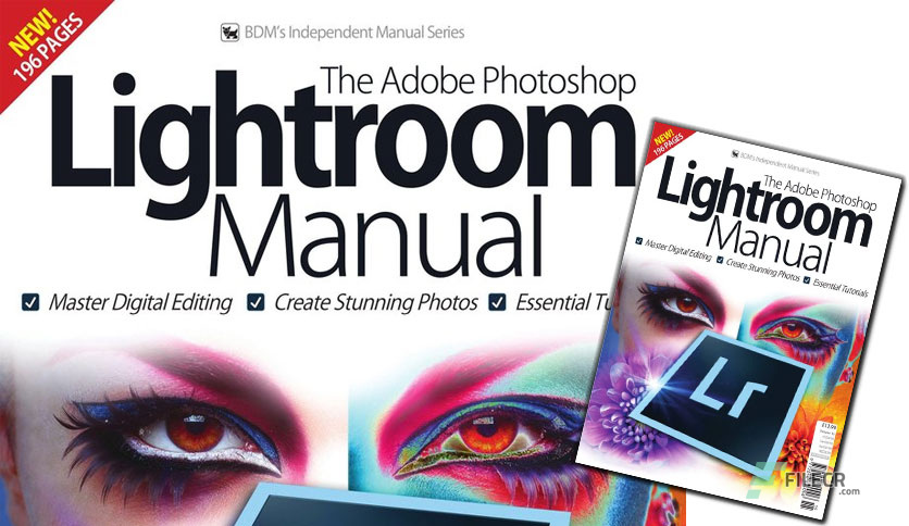 The Adobe Photoshop Lightroom Manual – Vol 18, 2019