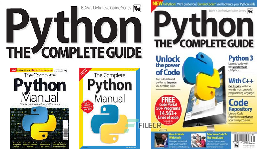 The-Complete-Python-Manual-Free-download