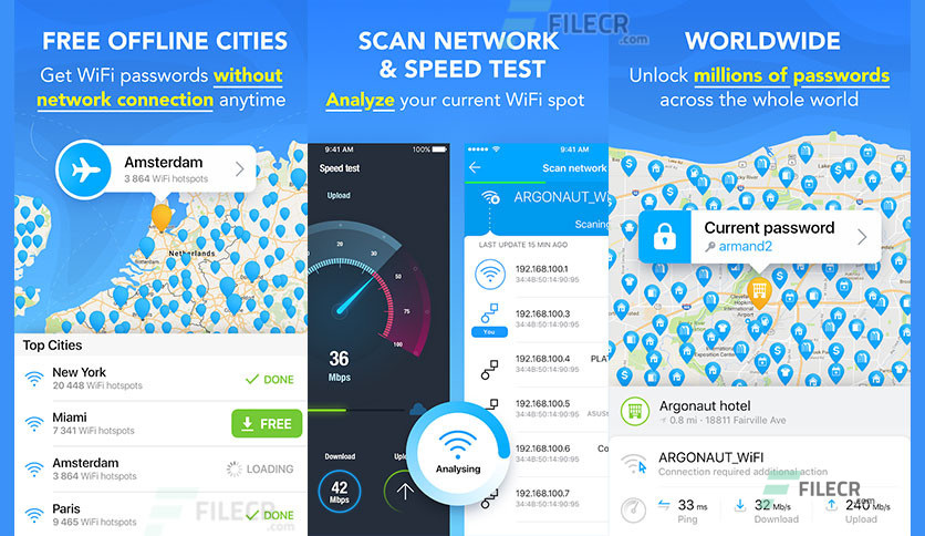WiFi-Map-Free-Passwords-Free-Download