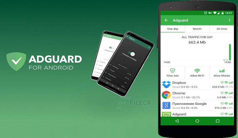 Adguard 3.3.230 Premium – Block Ads Without Root