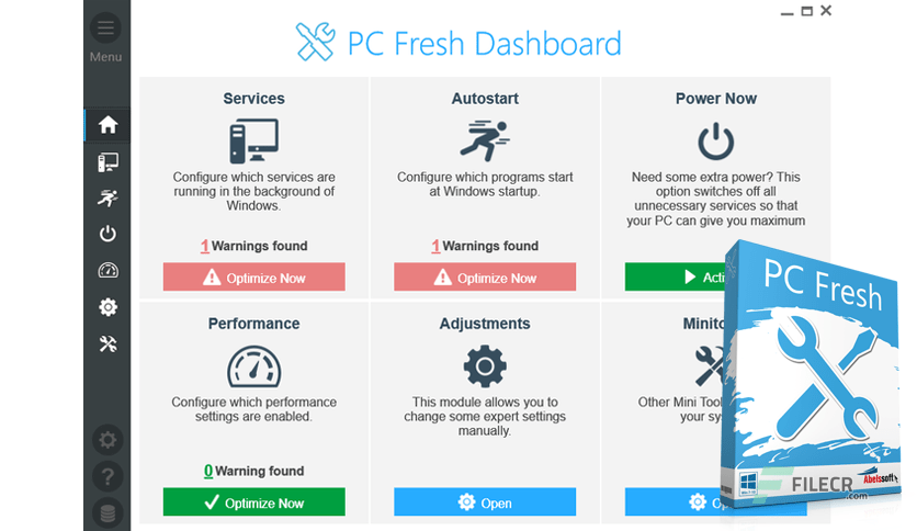 Abelssoft PC Fresh 2020 v6.02.35