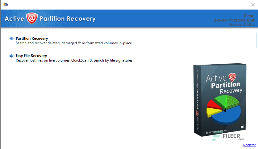 Active@ Partition Recovery Ultimate 20.0.2