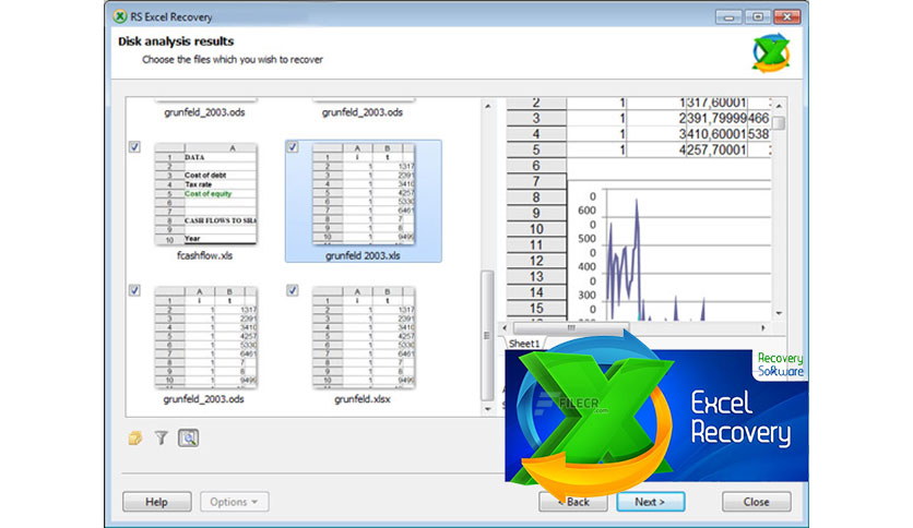 RS Excel Recovery 2.7