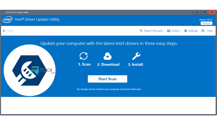Intel Driver & Support Assistant 20.6.22.6
