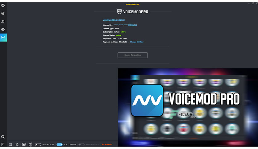 Voicemod Pro 2020 Crack With Activation Code Free Full Download {New}