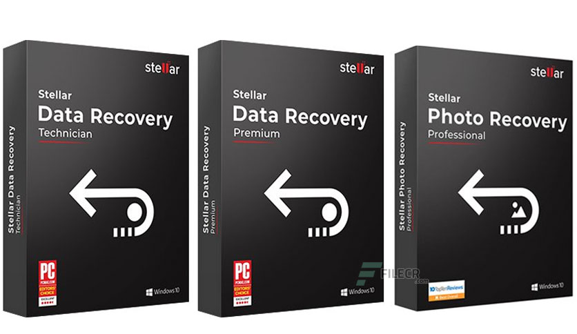 Stellar Data Recovery 9.0.0.4 All Edition