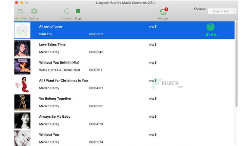 Sidify Music Converter Free - Free Music to MP3 Downloader