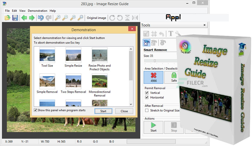 Image Resize Guide 2.2.9
