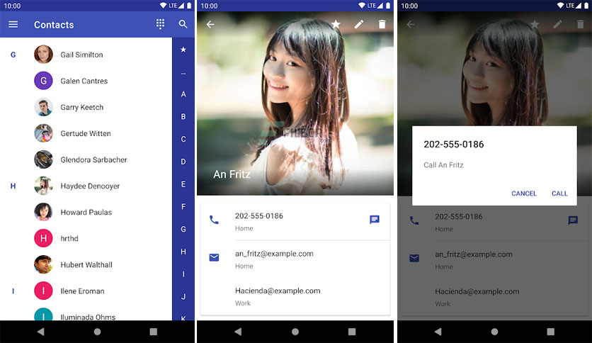 Smart Contacts 4.1