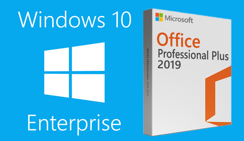 Windows 10 Enterprise 20H2 10.0.19042.804 With Office 2019 Preactivated Feb 2021