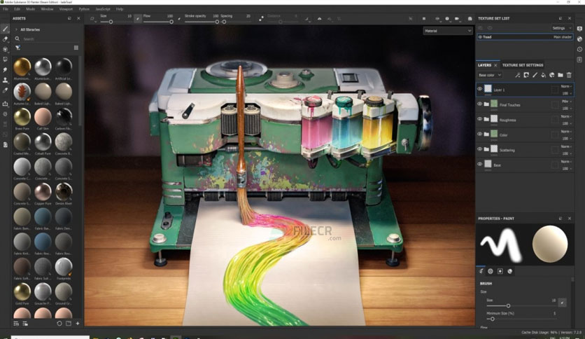 Adobe-Substance-3D-Painter-Free-Download