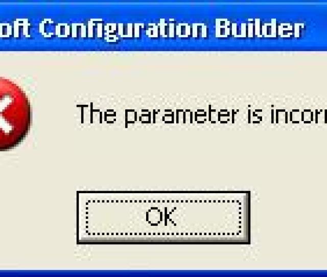 Parameterincorrect Jpg