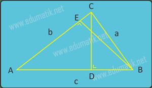 Cari dan hitunglah luas segitiga tersebut. Trigonometri Pada Luas Segitiga Edumatik Net
