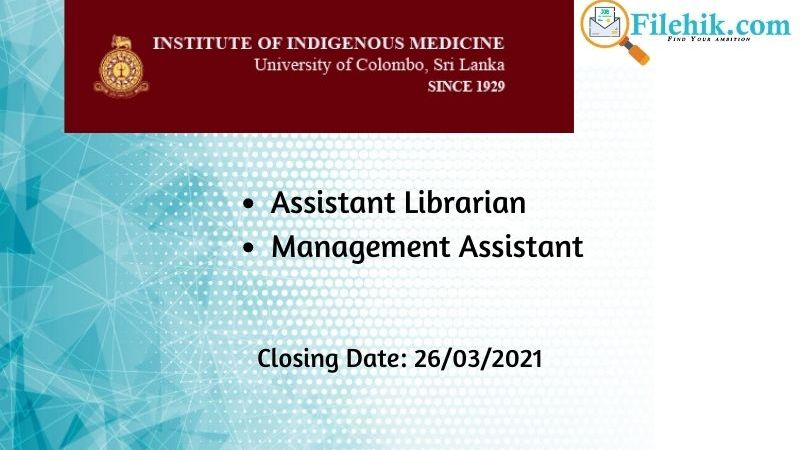 Assistant Librarian