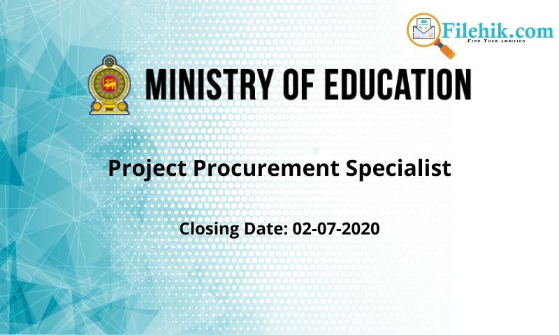 Project Procurement Specialist
