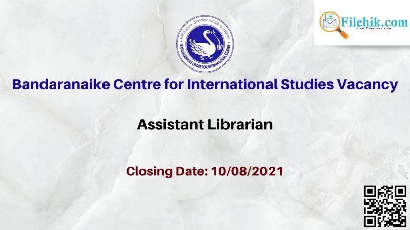 Bandaranaike Centre for International Studies