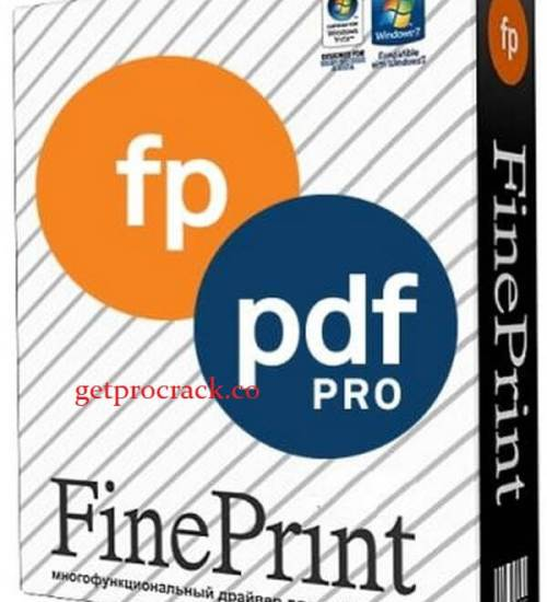 pdfFactory Pro 7.43 Crack With Full Serial Key Free Download [Latest]