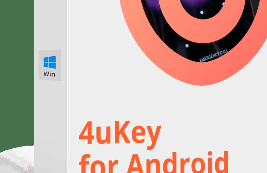 Tenorshare 4ukey Android Unlocker 2.3.0.0 + Crack Free Download