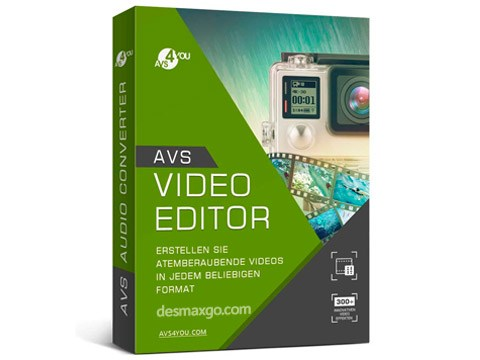 AVS Video Editor 9.5.1.383 Crack With Activation Key [Latest 2021] Free Download