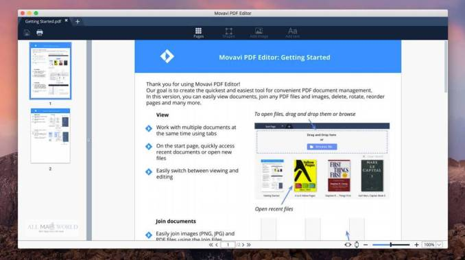 Movavi-PDF-Editor-for-mac