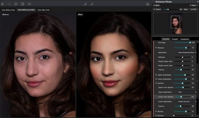 Edit Makeup With This Photo Editing Software