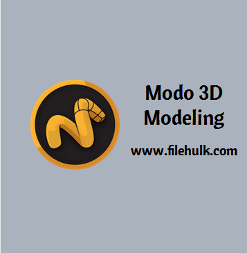 Modo 3d Modeling Software For PC