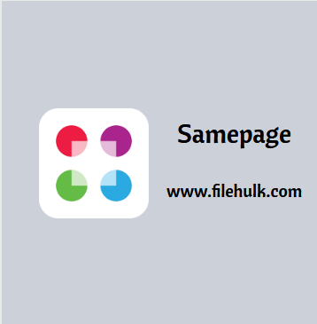 Samepage Software For PC