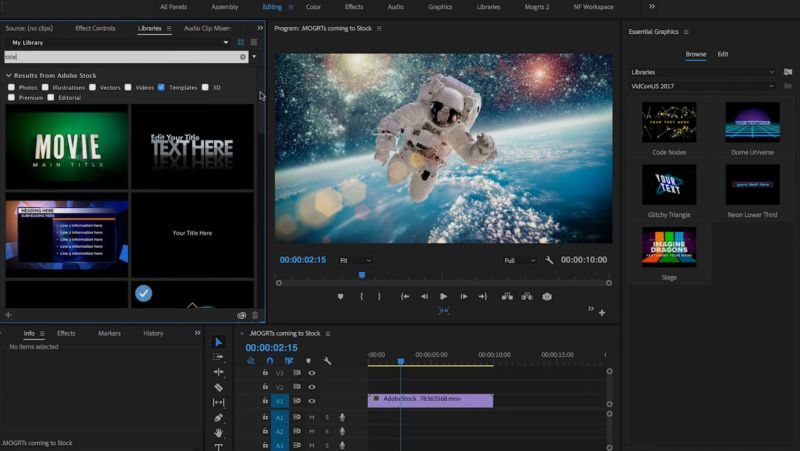 Features of Adobe After Effects CC 2019 Full Version