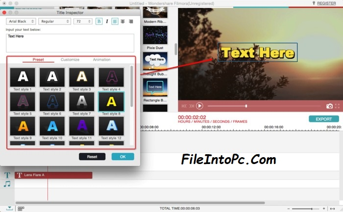 Wondershare Filmora 8 Full Version Overview