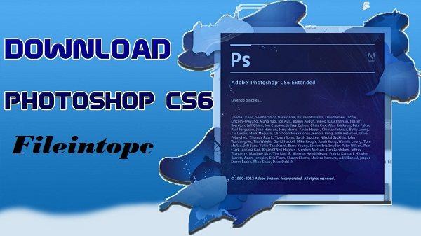 Free download adobe photoshop cs6 extended portable full version