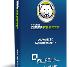 Deep Freeze Standard 8.55 Full Crack