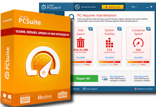 TweakBit PCSuite 10.0.23.0 With License Key