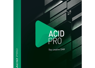 MAGIX ACID Pro 8.0.8 Build 29 Crack
