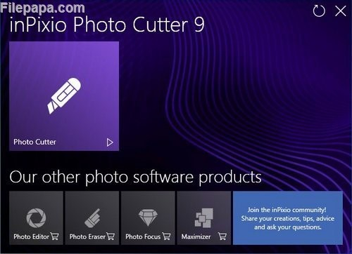 InPixio Photo Cutter 9.1 Crack Download