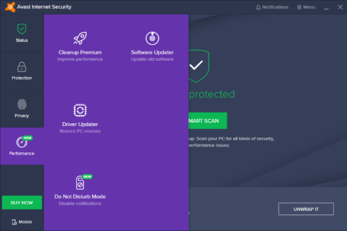 Avast Internet Security 19.6.2383 License File