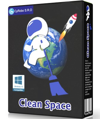 Cyrobo Clean Space Pro 7.36 With Crack